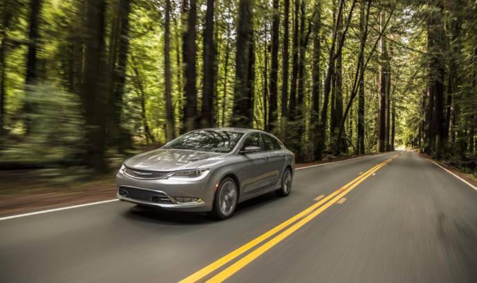 Chrysler 200C earns five star safety rating