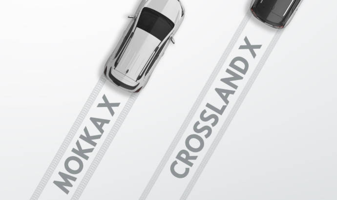 Opel Crossland X and other six new models are coming in 2017