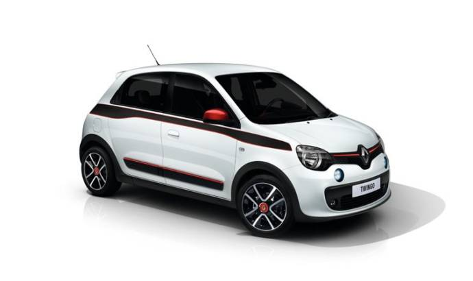 Renault Twingo receives Dynamique S trim level
