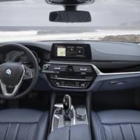 2017 BMW 5 Series US pricing announced