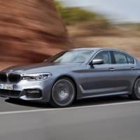 2017 BMW 530e iPerformance detailed