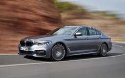 2017 BMW 530e iPerformance detailed