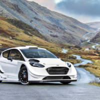 2017 Ford Fiesta WRC - Official pictures and details