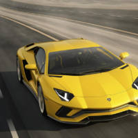 2017 Lamborghini Aventador S - Official pictures and details