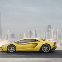 2017 Lamborghini Aventador S - Official pictures and details