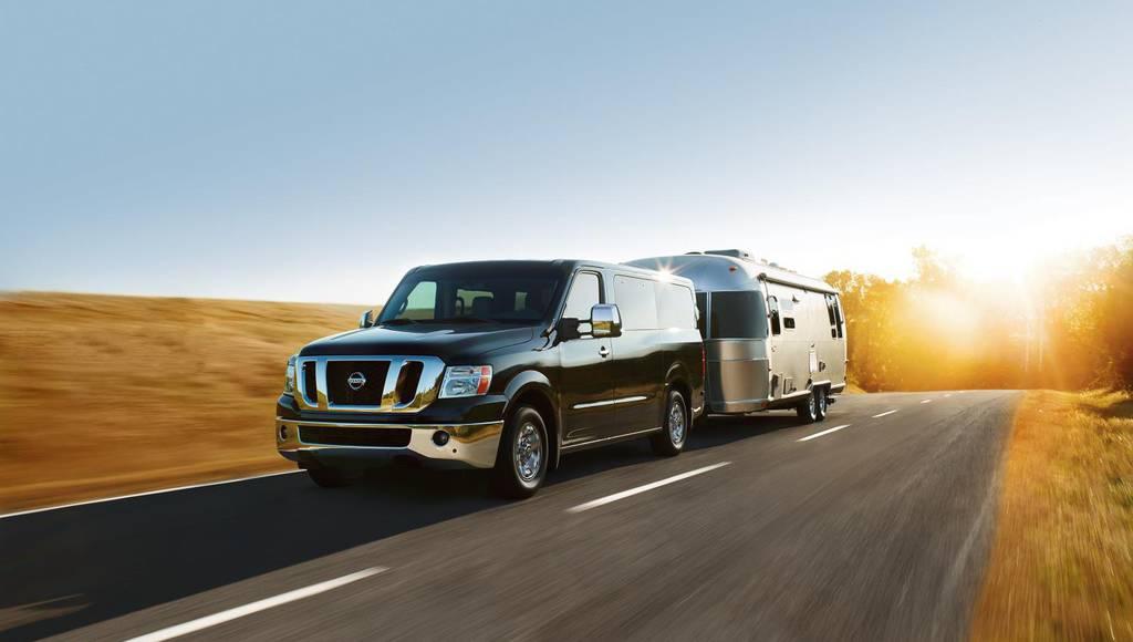 2017 Nissan NV Cargo Van and Passenger Van US pricing
