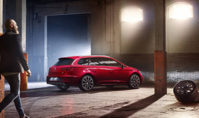 2017 SEAT Leon Cupra facelift - Official pictures and details