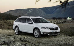2017 Skoda Octavia Scout facelift - Official pictures and details