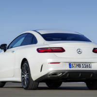 2018 Mercedes-Benz E-Class Coupe - Official pictures and details