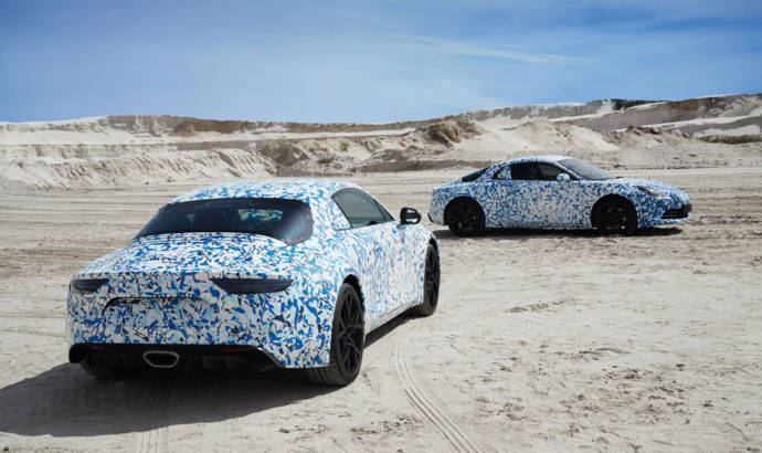 Alpine Premiere Edition to cost 60.000 euros
