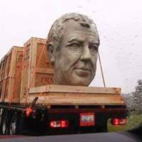 Amazon built a Jeremy Clarkson statue