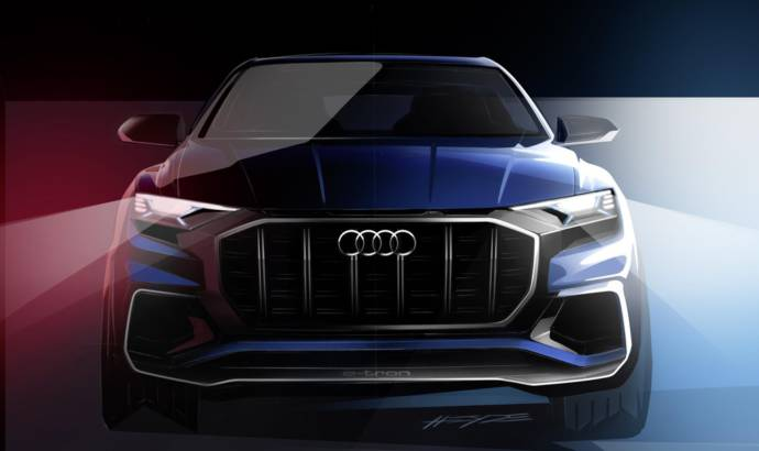 Audi Q8 Concept to be unveiled at NAIAS Detroit