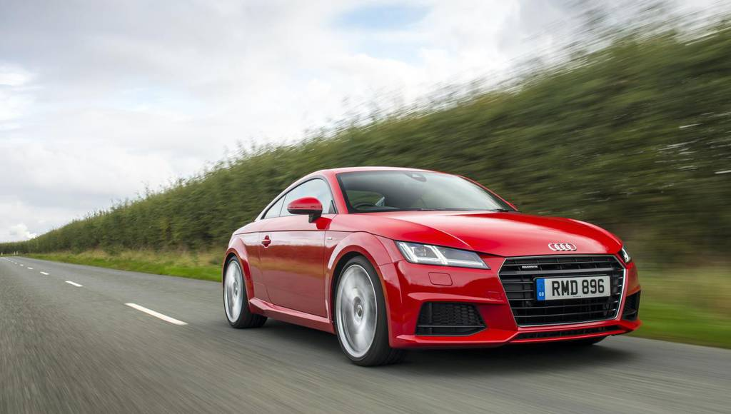 Audi TT 2.0 TDI now offered with a quattro system