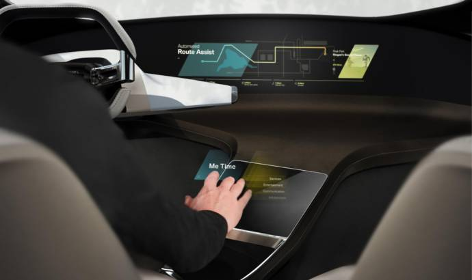 BMW HoloActive Touch to be introduced at CES 2017