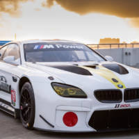 BMW M6 GTLM Art Car by John Baldessari - Official pictures and details