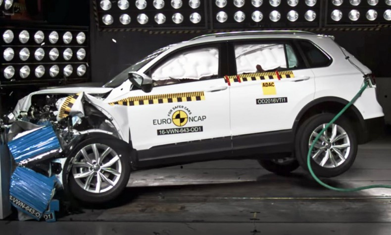 EuroNCAP announced its best cars tested this year