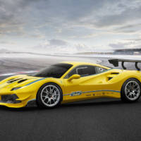 Ferrari 488 Challenge - Official pictures and details