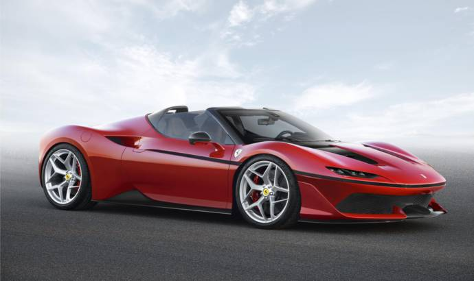 Ferrari J50 special edition launched in Japan