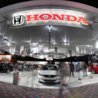 Honda produced 100 million cars