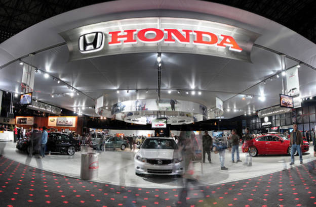 Honda produced 100 million cars
