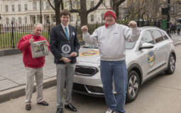 Kia Niro sets world record for lowest consumption