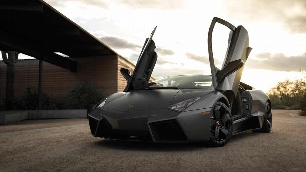 Lamborghini Reventon is heading to auction