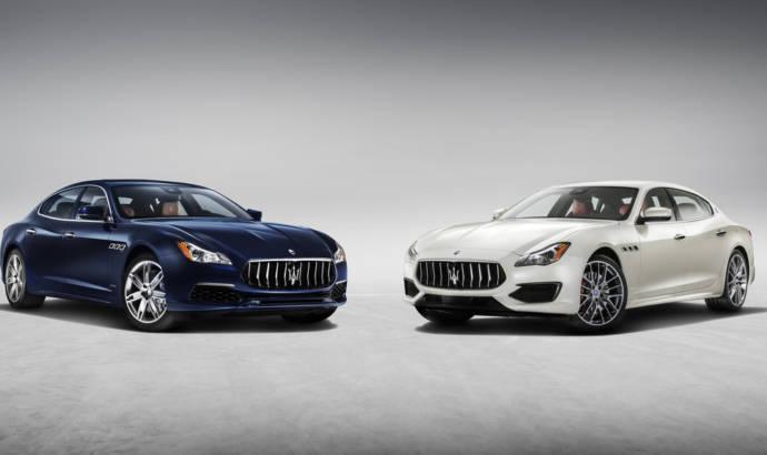 Maserati Ghibli and Quattroporte - Recall for locking rear wheels