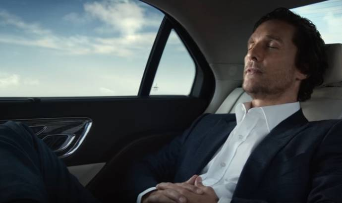 Matthew McConaughey stars in new Lincoln Continental commercial