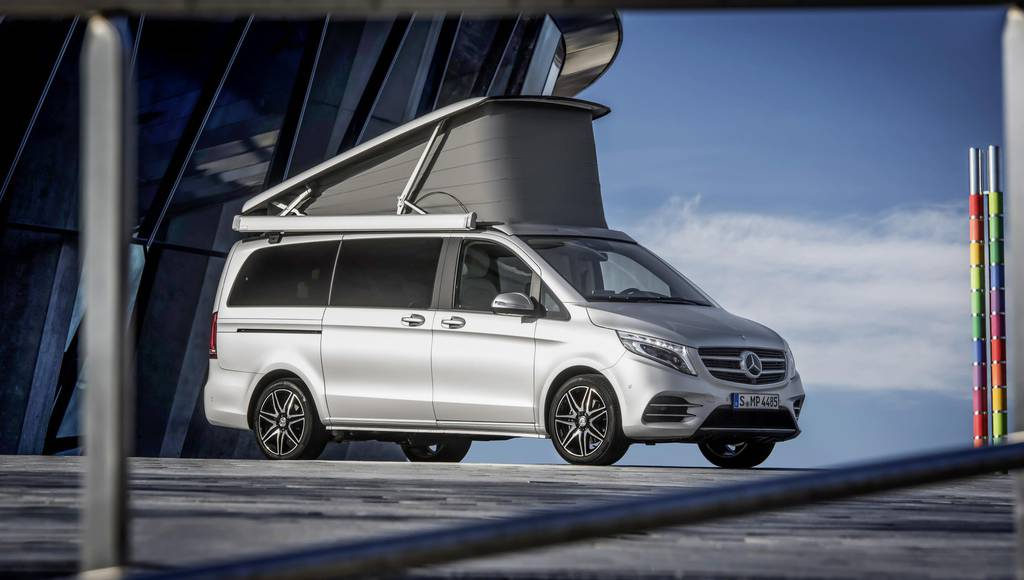 Mercedes V-Class Marco Polo Uk pricing announced