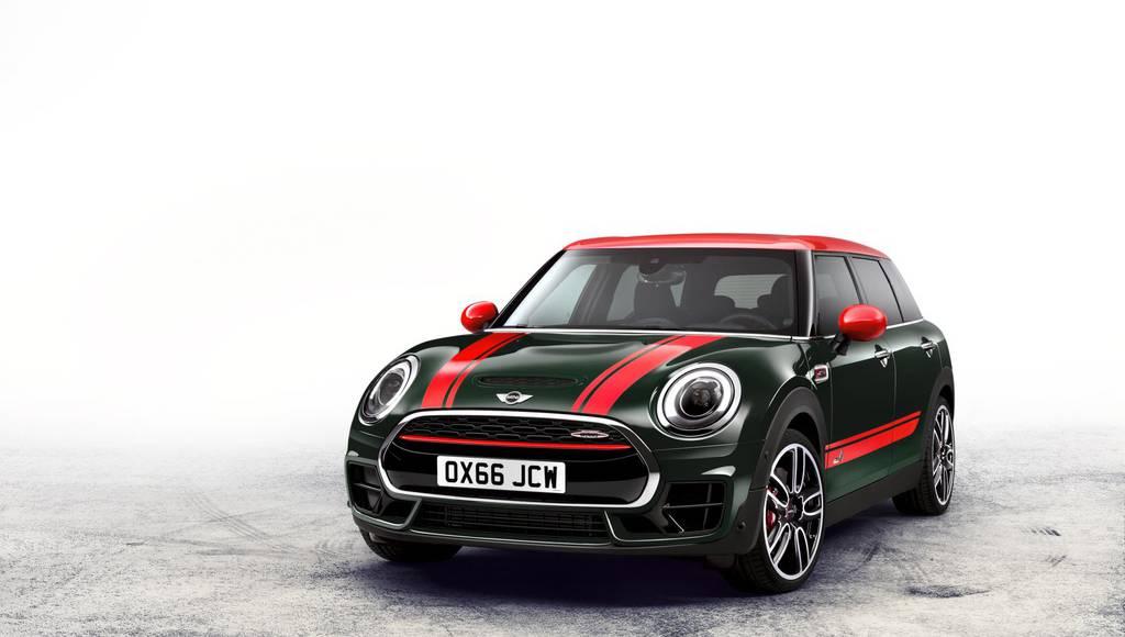Mini John Cooper Works Clubman UK pricing announced