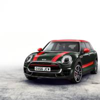 Mini John Cooper Works Clubman UK pricing announced