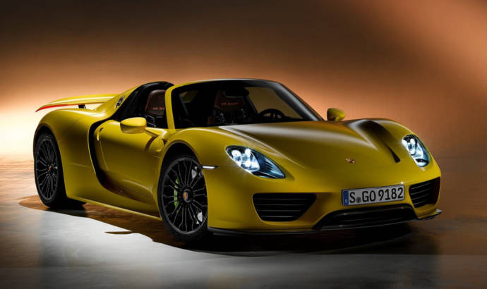 Porsche 918 Spyder - All the US units are recalled