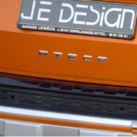 Seat Ateca modified by JE Design