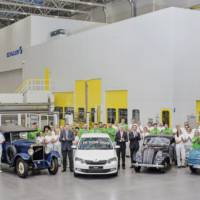 Skoda produces 19 millionth car