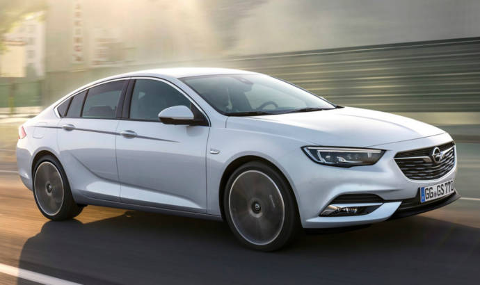 The all-new Opel Insignia Grand Sport is here