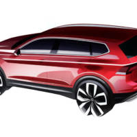 Volkswagen Tiguan Allspace will be unveiled in Detroit
