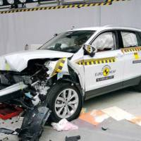 Volkswagen Tiguan named safest vehicle in its class by EuroNCAP