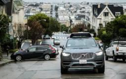 Volvo delivers autonomous XC90 cars to Uber