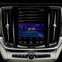 Volvo introduces Android Auto support on 90 Series models