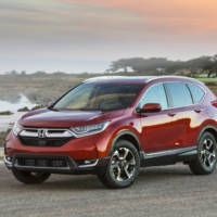 2017 Honda CR-V pricing and details