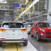Kia celebrates 10 years of producing cars in Slovakia