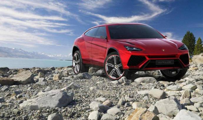 Lamborghini Urus will have a plug-in hybrid version