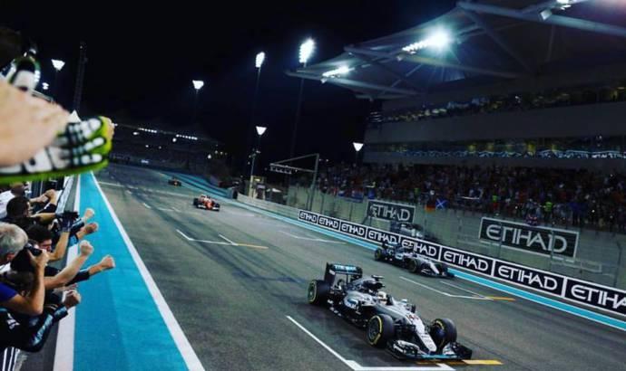 The 2017 Formula 1 calendar released