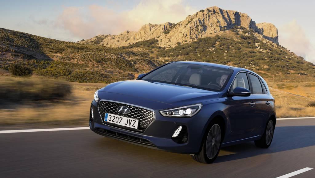 2017 Hyundai i30 UK pricing announced