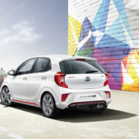 2017 Kia Picanto - Official pictures and details