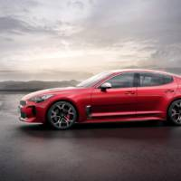 2017 Kia Stinger unveiled in European specification