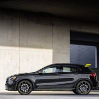 2017 Mercedes-AMG GLA 45 facelift bows in Detroit