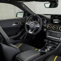 2017 Mercedes-AMG GLA 45 facelift bows in Detroit