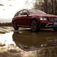 2017 Mercedes-Benz E-Class All-Terrain - Price list