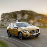 2017 Mercedes GLA UK pricing announced